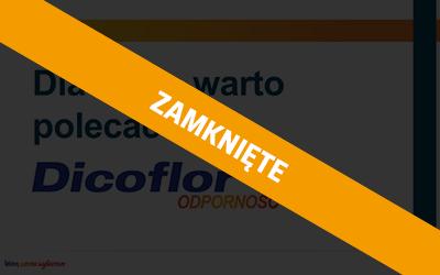 Dlaczego warto polecać Dicoflor Odporność?