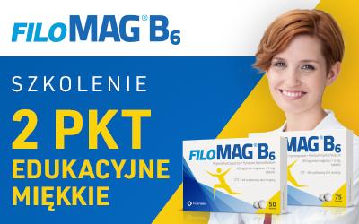 FiloMAG B6 – magnez o wysokiej przyswajalności